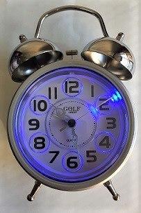 שעון מעורר מנגינות ופעמון גולף 2003