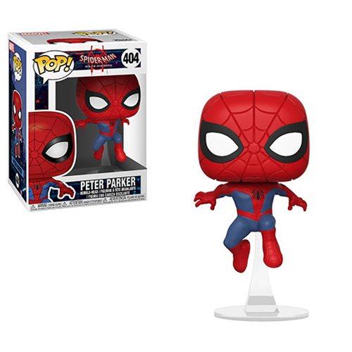 פופ! ספיידרמן: מימד העכביש - פיטר פארקר