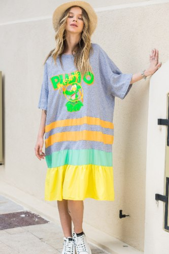 שמלת Pluto