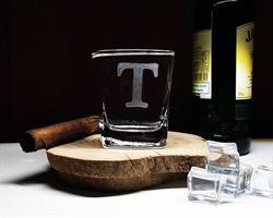כוסות וויסקי מתנה עם חריטה