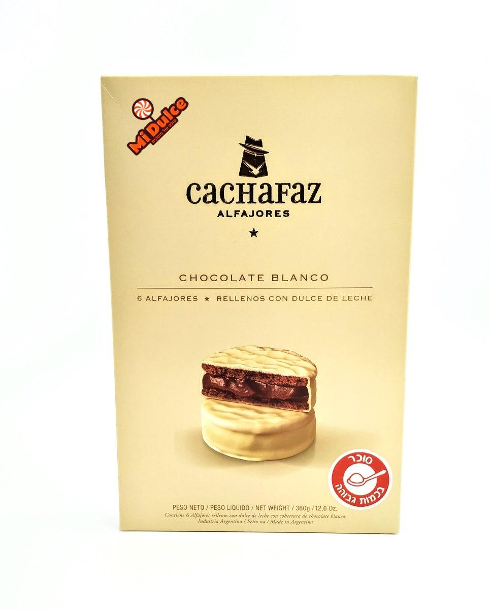 אלפחורס ארגנטינאי Cachafaz לבן
