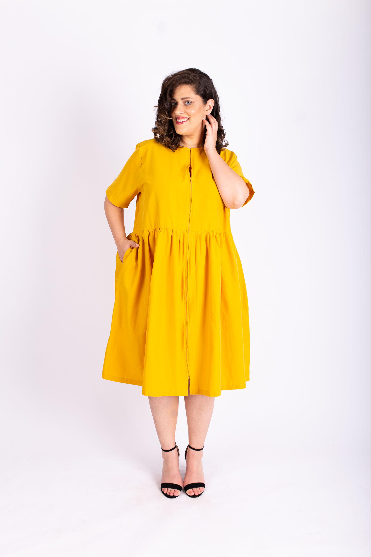 שמלת אורי חרדל