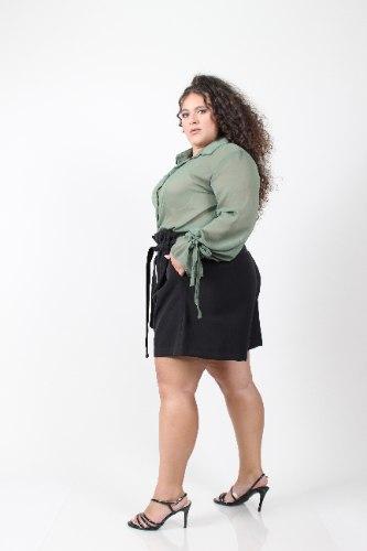 חולצת אוליביה ירוק