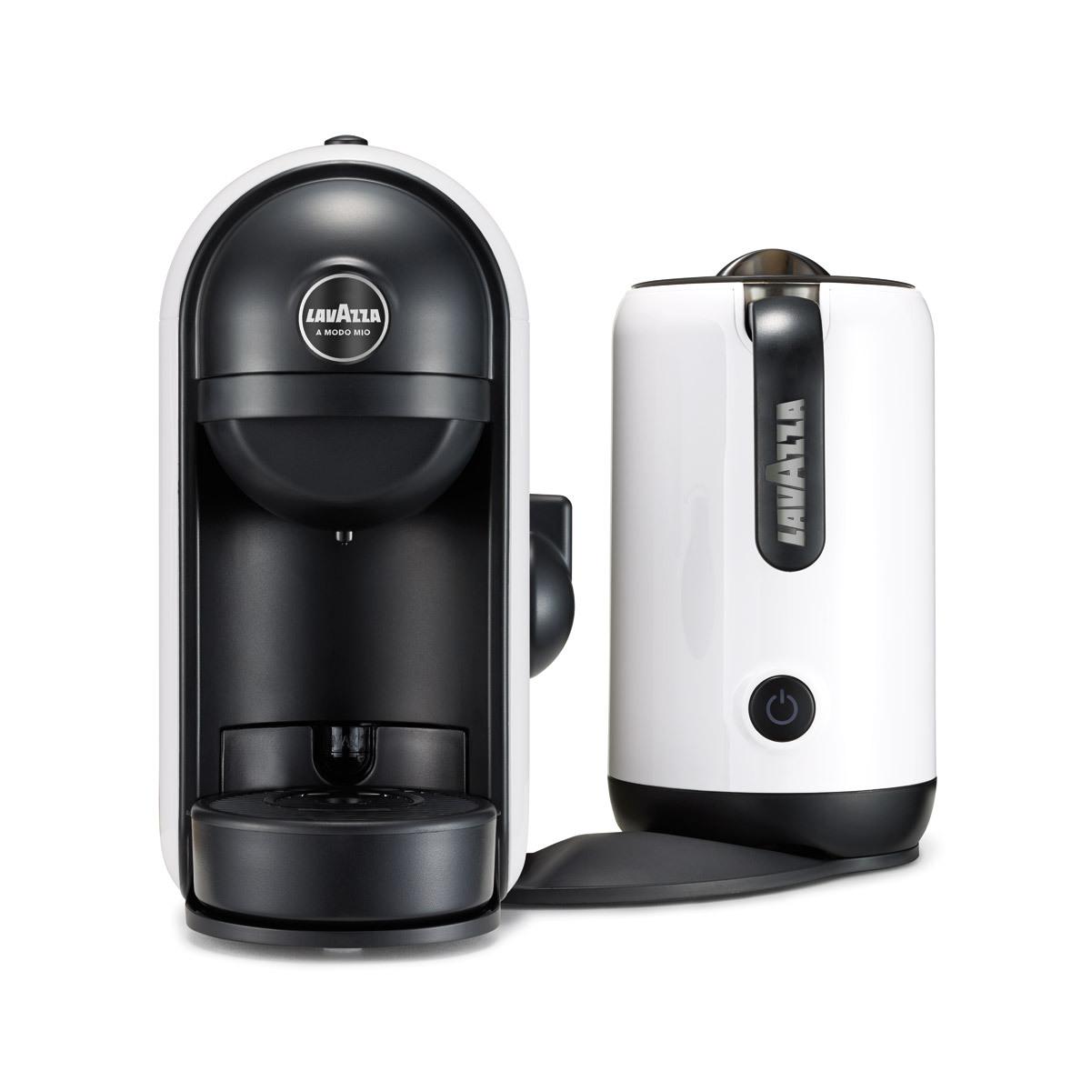 מדהים LAVAZZA MINU CAFFE LATTE + 120 קפסולות - מכונות קפה XO-02
