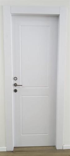 דלת לגונה משקוף והלבשות פולימר