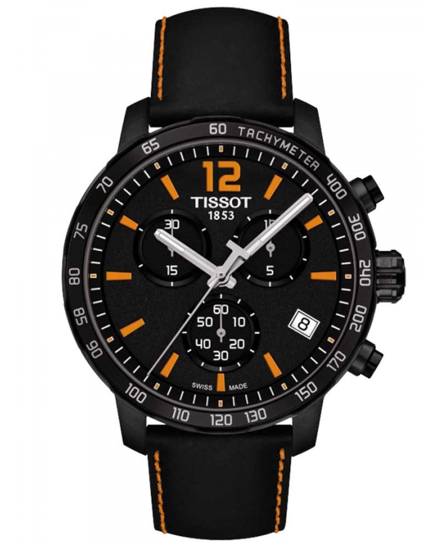 שעון יד אנלוגי גברים TISSOT T095.417.36.057.00