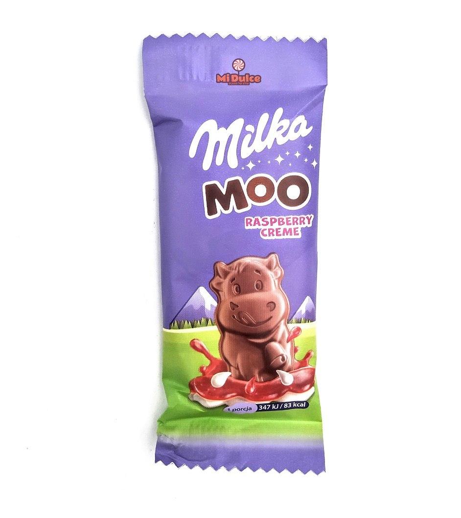 Milka Moo Raspberry Cream