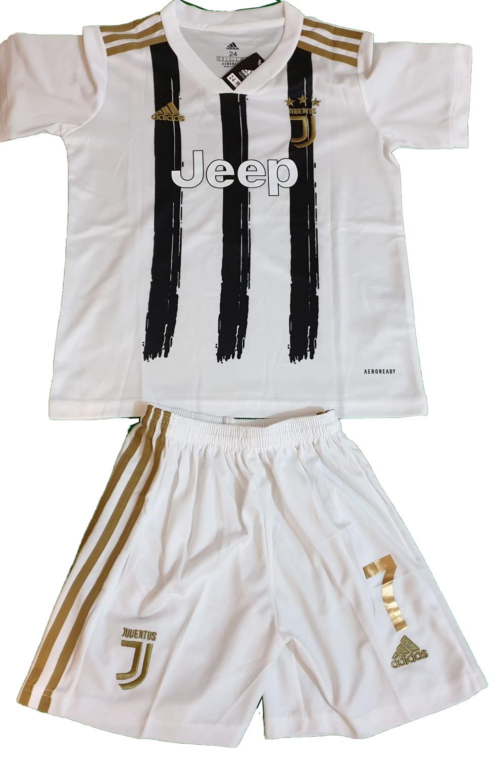 חליפת כדורגל יובנטוס החדשה של רונאלדו | 2021|