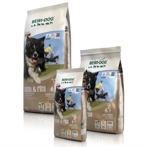 """בווידוג כבש 12.5 ק""""ג מזון יבש לכלבים"""