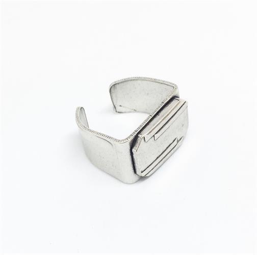 טבעת חפת אדם כסף