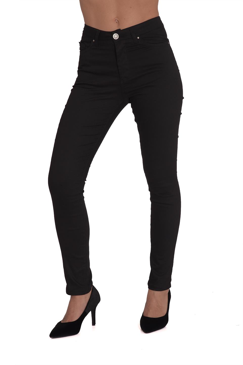 מכנס אורטל שחור