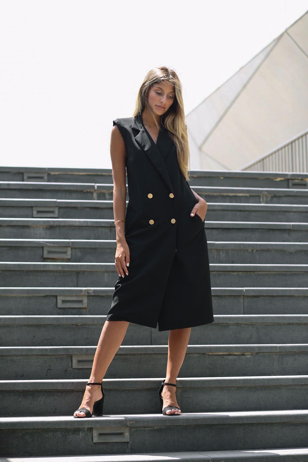 שמלת דיאן שחור