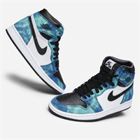 Nike Air Jordan 1 High Tie Dye