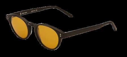 משקפי היפרלייט (נגד קרינה) דגם TLW-001BL מסגרת שחורה