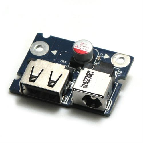 כרטיס שקע טעינה לנובו G580 DC DC-IN Connector Power Jack USB Port Board 553SG03.001 553SH03.001