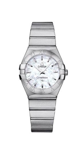 שעון יד אנלוגי אומגה נשים 27 מ״מ, מנגנון קווארץ - משווק מורשה