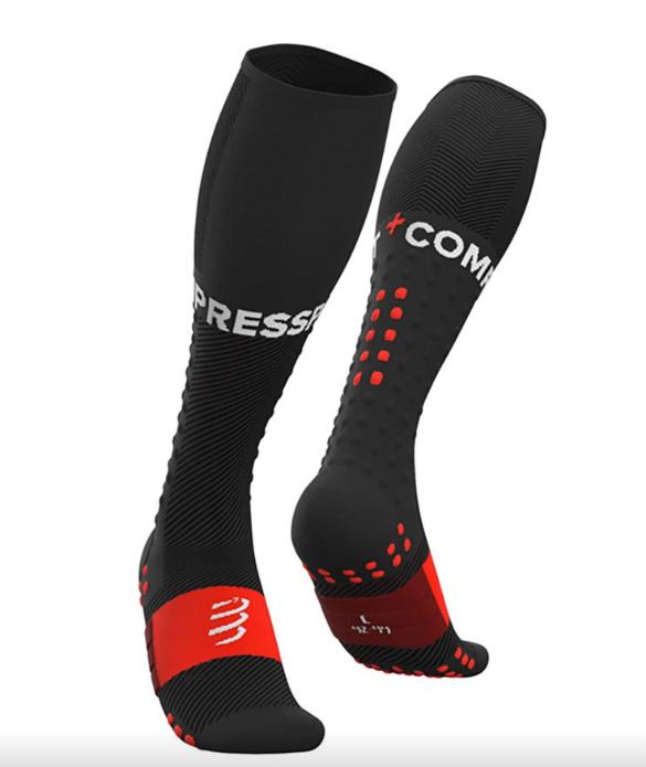 זוג גרביים מלאים לרכיבה ולריצה - RUN FULL DISTANCE