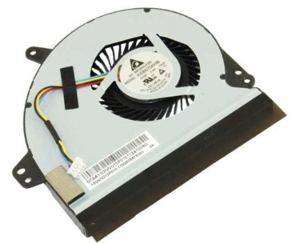 מאוורר למחשב נייד אסוס Asus X501 X501A 13GNNO10P010-1 Cpu Laptop Fan
