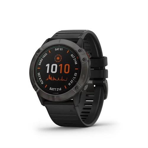 שעון דופק גרמין Garmin Fenix 6x Pro Solar Edition