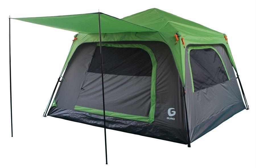 אוהל קמפינג בן רגע Guro Panorama 6P