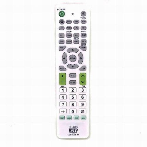 שלט אוניברסלי למגוון טלויזיות lcd/led/smart