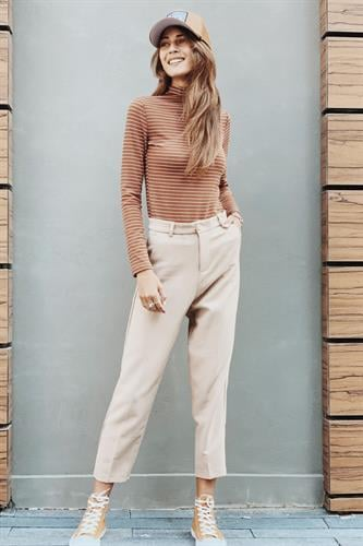 מכנסיים מחויטות ג'פרי
