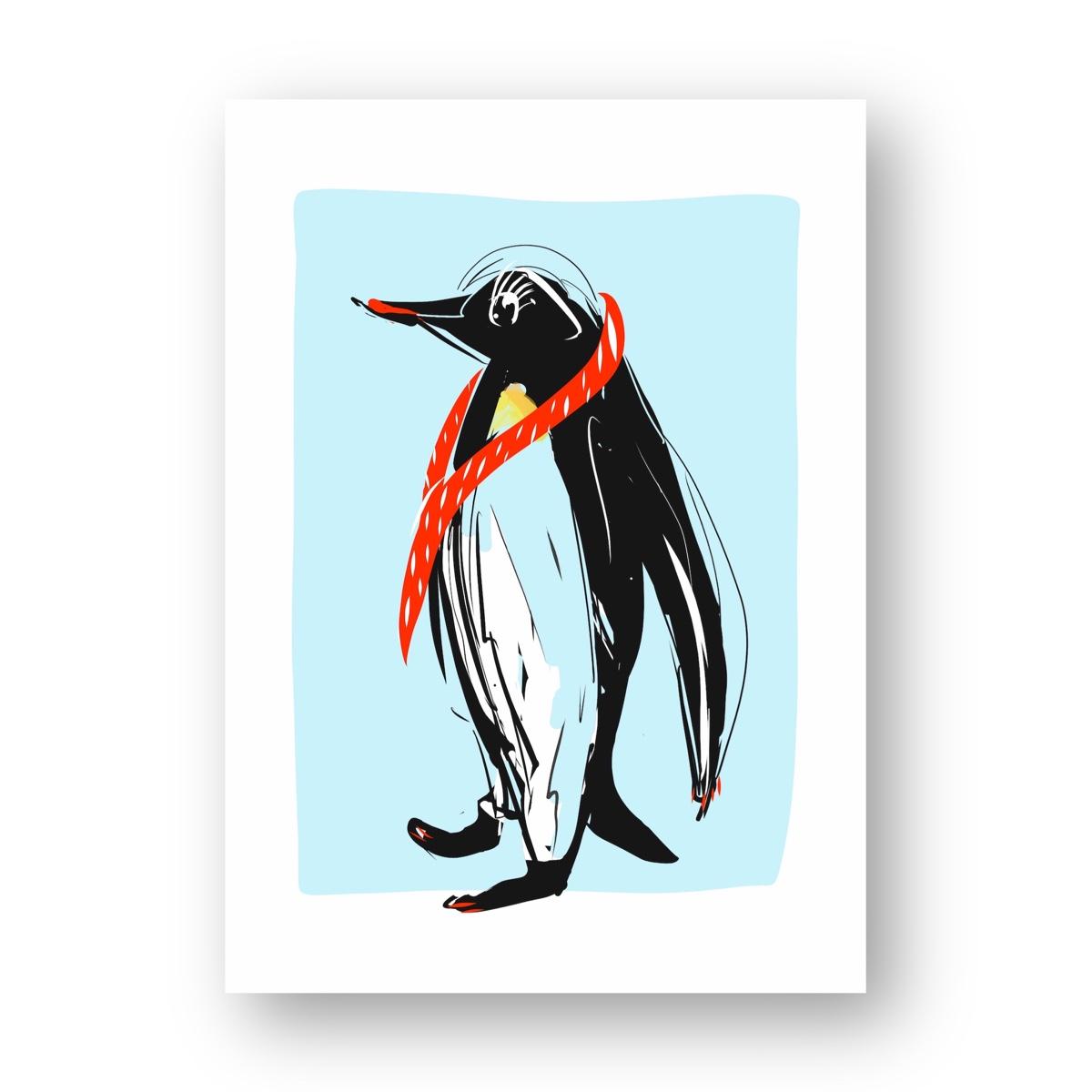 פינגווין #1