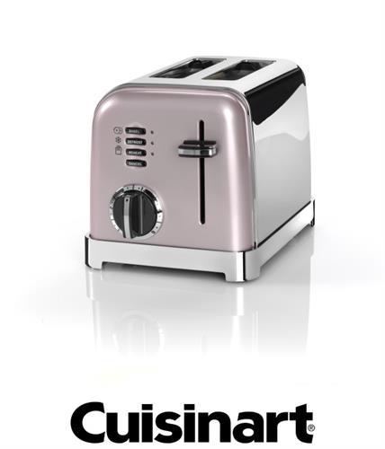 Cuisinart מצנם 2 פרוסות רטרו דגם CPT160PIE