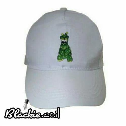 """כובע מצחייה הדפס גראפי """"דינזאור"""""""