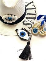 כובע lucky eye