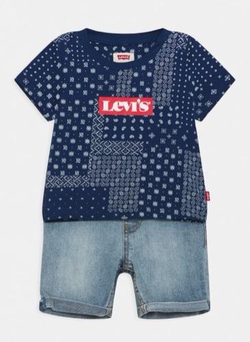 חליפה כחולה תינוקות LEVIS