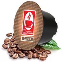 100 קפסולות בוניני Aroma Classico - תואם לוואצה בלו תוצרת איטליה
