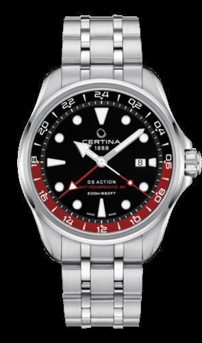 שעון סרטינה דגם C0324291105100 Certina