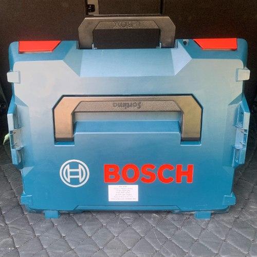 ארגז כלים פלסטיק מחוזק 136 Bosch L-BOXX