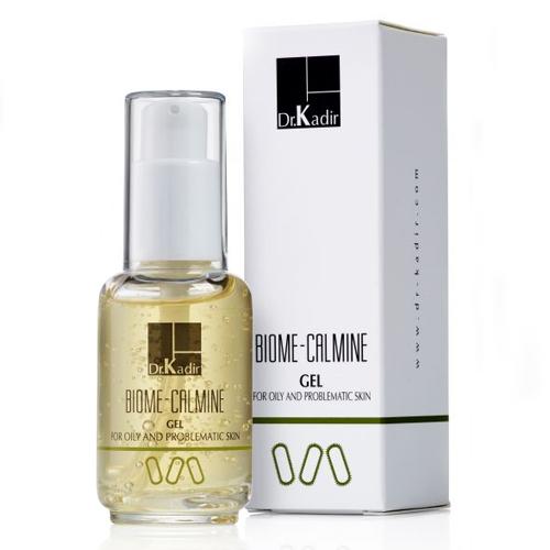 ג'ל פנים לעור בעייתי ושמן - Dr. Kadir  Biome-Calmine Gel