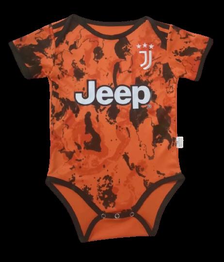 חליפת כדורגל  תינוק יובנטוס 2021