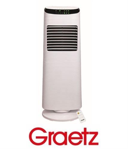 Graetz מאוורר טורבו דיגיטלי  דגם GRT-499 מתצוגה !