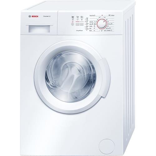 """מכונת כביסה פתח קידמי Bosch WAB16060IL 5.5 ק""""ג"""