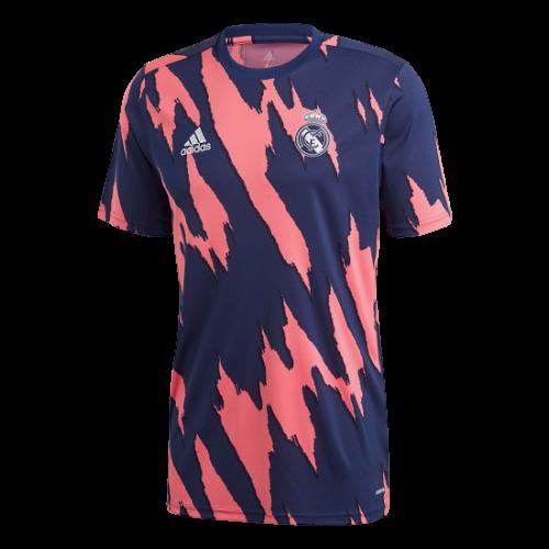 ריאל מדריד חולצת החימום לפני משחקים 2021