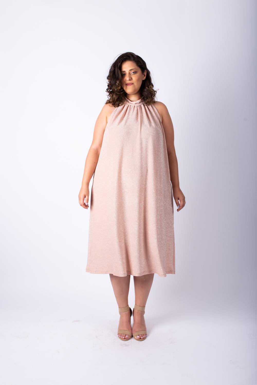 שמלת אליס לורקס ורוד