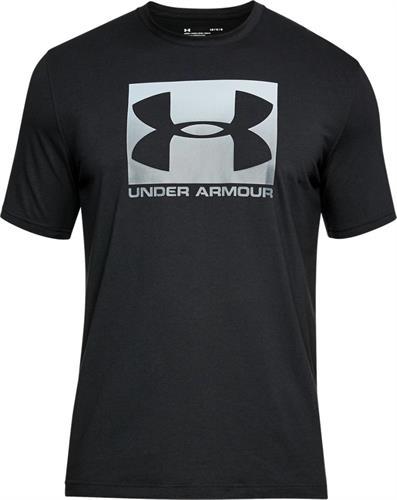 חולצת אימון קצרה אנדר ארמור לגבר 1305660-001 Under Armour Men's Boxed Sportstyle SS