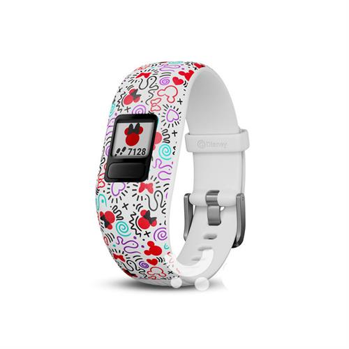 שעון דופק Garmin Vivofit Jr 2 Disney Minnie Mouse