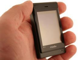 טלפון סלולרי Modu T