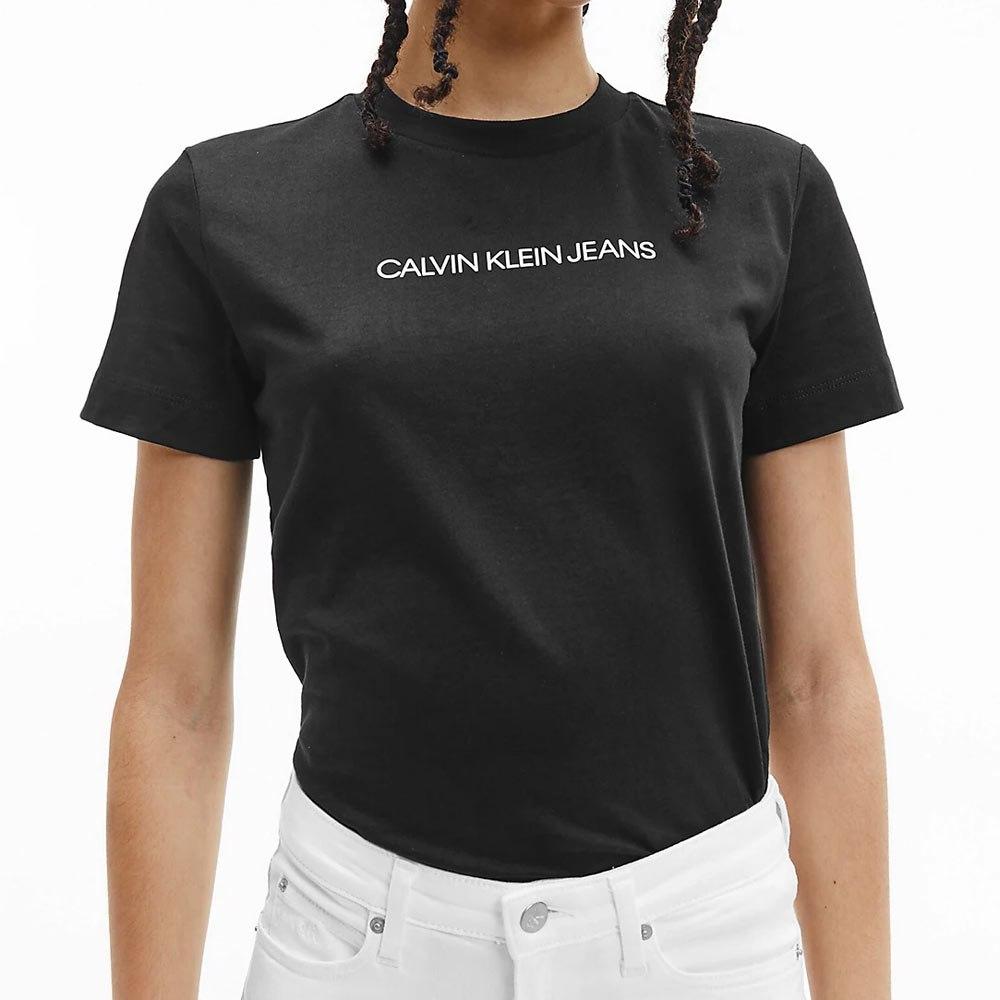 נשים |CALVIN KLEIN T DONNA BLACK