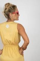שמלת מורין צהובה