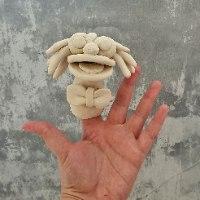 פלאפי אצבע צ'וצ'ו - מקרמיקה