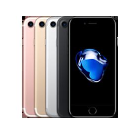 Apple iPhone 7 128GB SimFree  - מחודש, כולל שנה אחריות ברשת מעבדות tech-phone