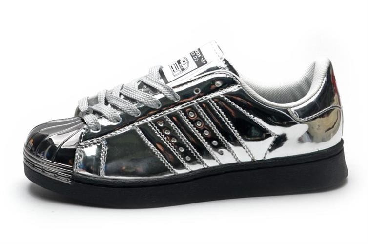 נעלי adidas superstar 80s bling metal toe bling יוניסקס מעוצבות מידות 36-44