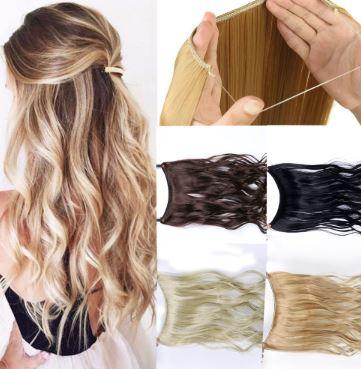 תוספות שיער קשת