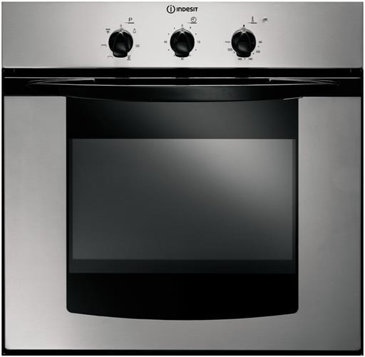 תנור אפיה בנוי   Indesit FI51IX